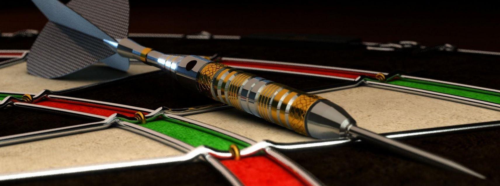 Gokken op darts