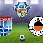PEC Zwolle - Excelsior