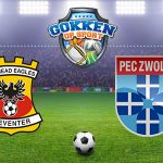 Go Ahead Eagles - PEC Zwolle