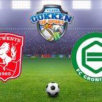 FC Twente – FC Groningen