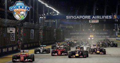 Grand Prix Singapore 2017 voorbeschouwing