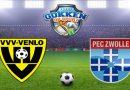 VVV Venlo – Zwolle voorbeschouwing