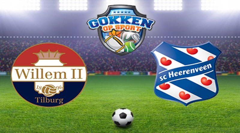 Willem II – Heerenveen voorbeschouwing