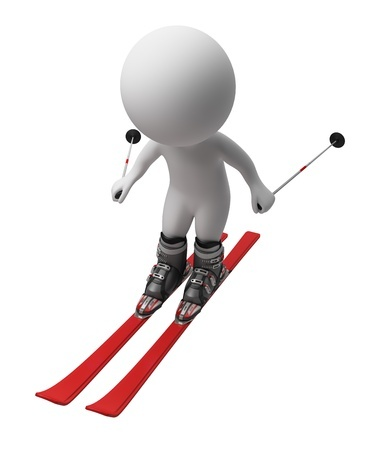 gokken op skieen