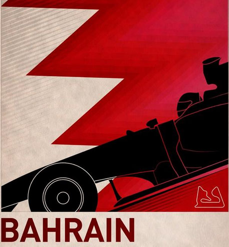 Grand Prix Bahrein 2017