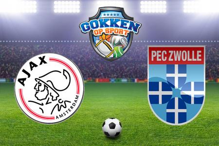 Ajax – PEC Zwolle