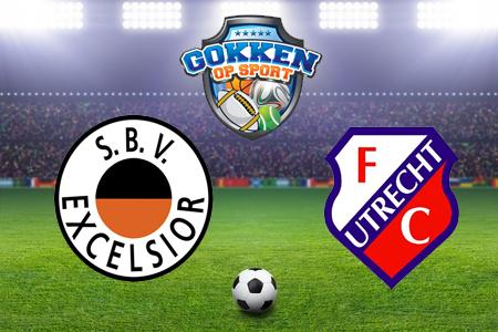 Excelsior - FC Utrecht