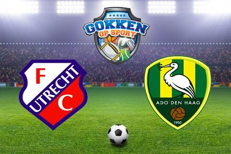 FC Utrecht - ADO Den Haag