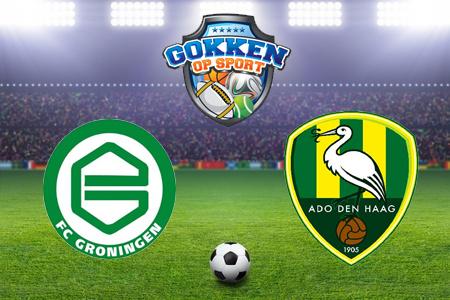 FC Groningen - ADO Den Haag