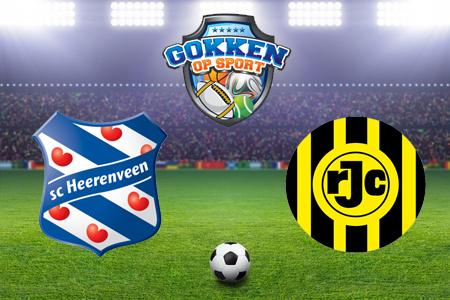 SC Heerenveen - Roda JC