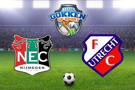 NEC - FC Utrecht