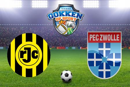 Roda JC – PEC Zwolle