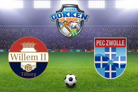 Willem II - PEC Zwolle