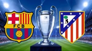Barcelona vs Atl Madrid
