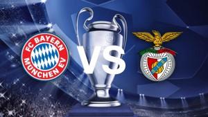 Bayern Munchen vs Benfica