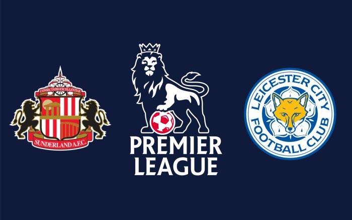 Sunderland vd Leicester