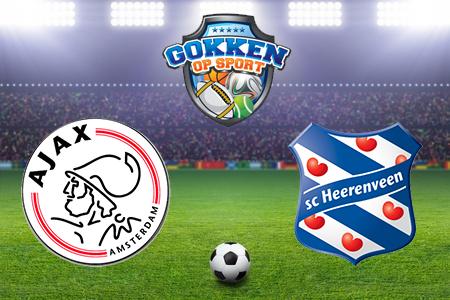 Ajax – SC Heerenveen