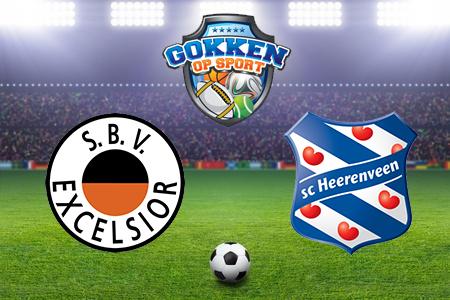 Excelsior - SC Heerenveen