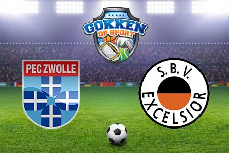 PEC Zwolle - Excelsior