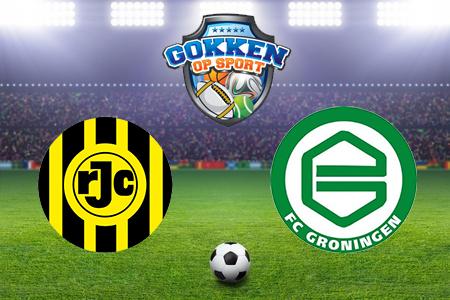 Roda JC - FC Groningen