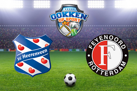 SC Heerenveen - Feyenoord