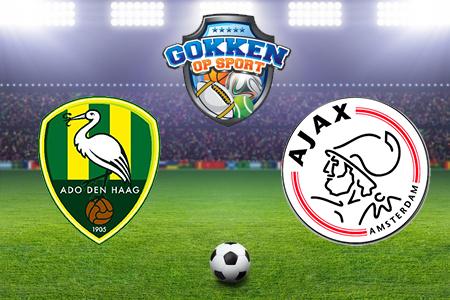 ADO Den Haag – Ajax
