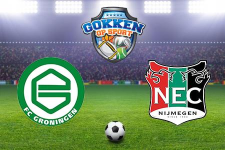 FC Groningen - NEC