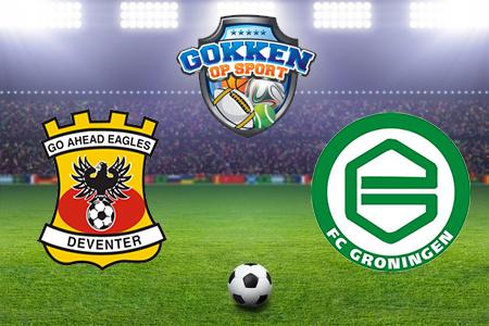 Go Ahead Eagles – FC Groningen