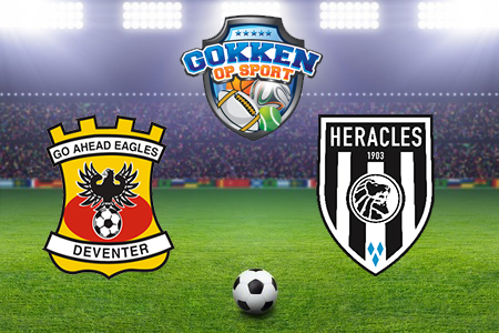 Go Ahead Eagles – Heracles
