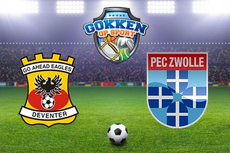 Go Ahead Eagles - PEC Zwolle