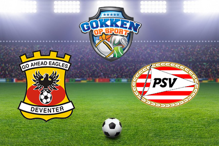 Go Ahead Eagles - PSV