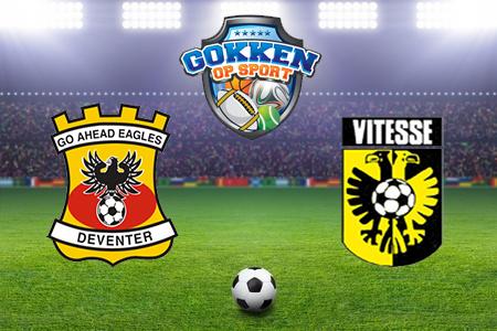 Go Ahead Eagles - Vitesse