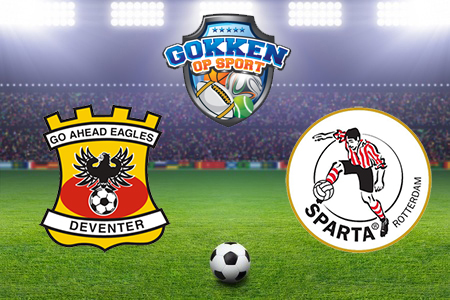 Go Ahead Eagles – Sparta Rotterdam