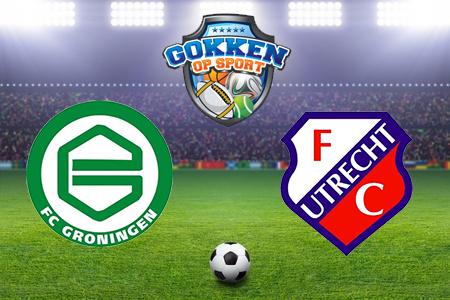 FC Groningen - FC Utrecht