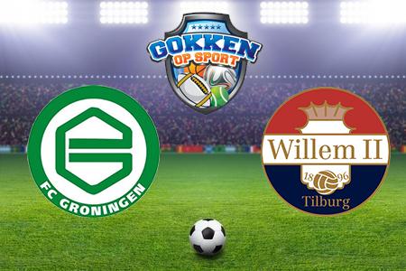 FC Groningen - Willem II