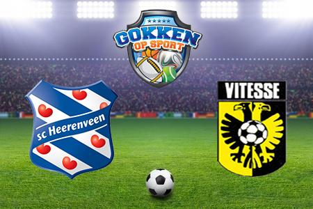 SC Heerenveen - Vitesse