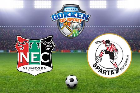 NEC - Sparta Rotterdam