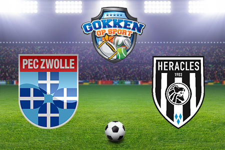 PEC Zwolle – Heracles