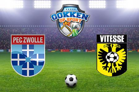 PEC Zwolle - Vitesse