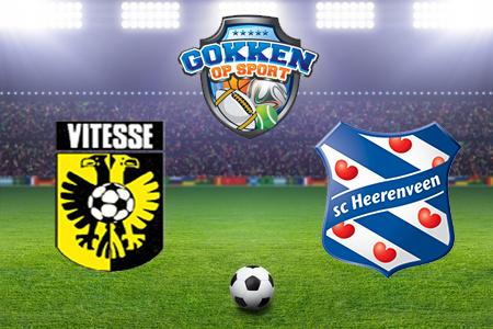 Vitesse – SC Heerenveen