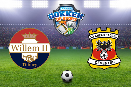 Willem II – Go Ahead Eagles
