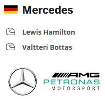 Formule1 seizoen 2017