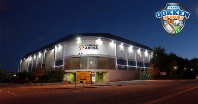 The Sheffield Arena premier league