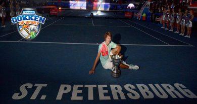 ATP St. Petersburg 2017