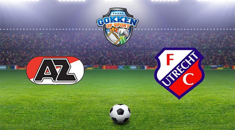 AZ – FC Utrecht voorspelling