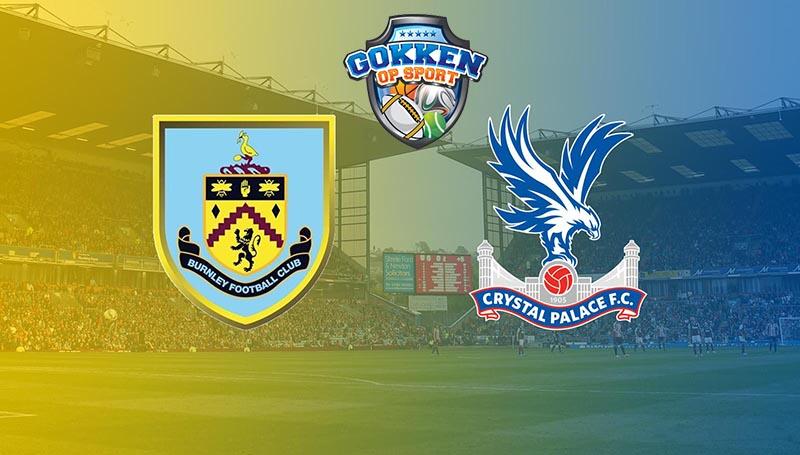 Burnley – Crystal Palace