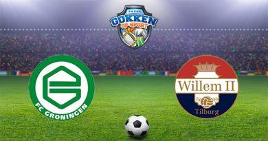 Groningen – Willem II