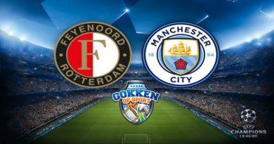 Feyenoord – Manchester City