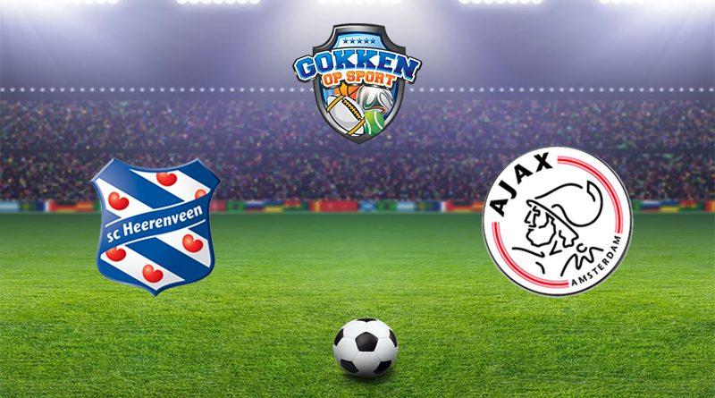 Heerenveen – Ajax
