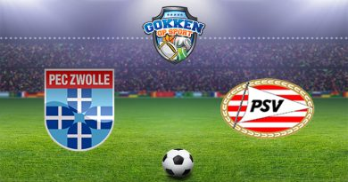 PEC Zwolle – PSV